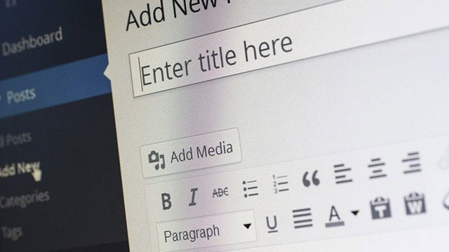Wordpress Kurs für Anfänger